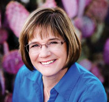 Author and speaker Lynne Hartke
