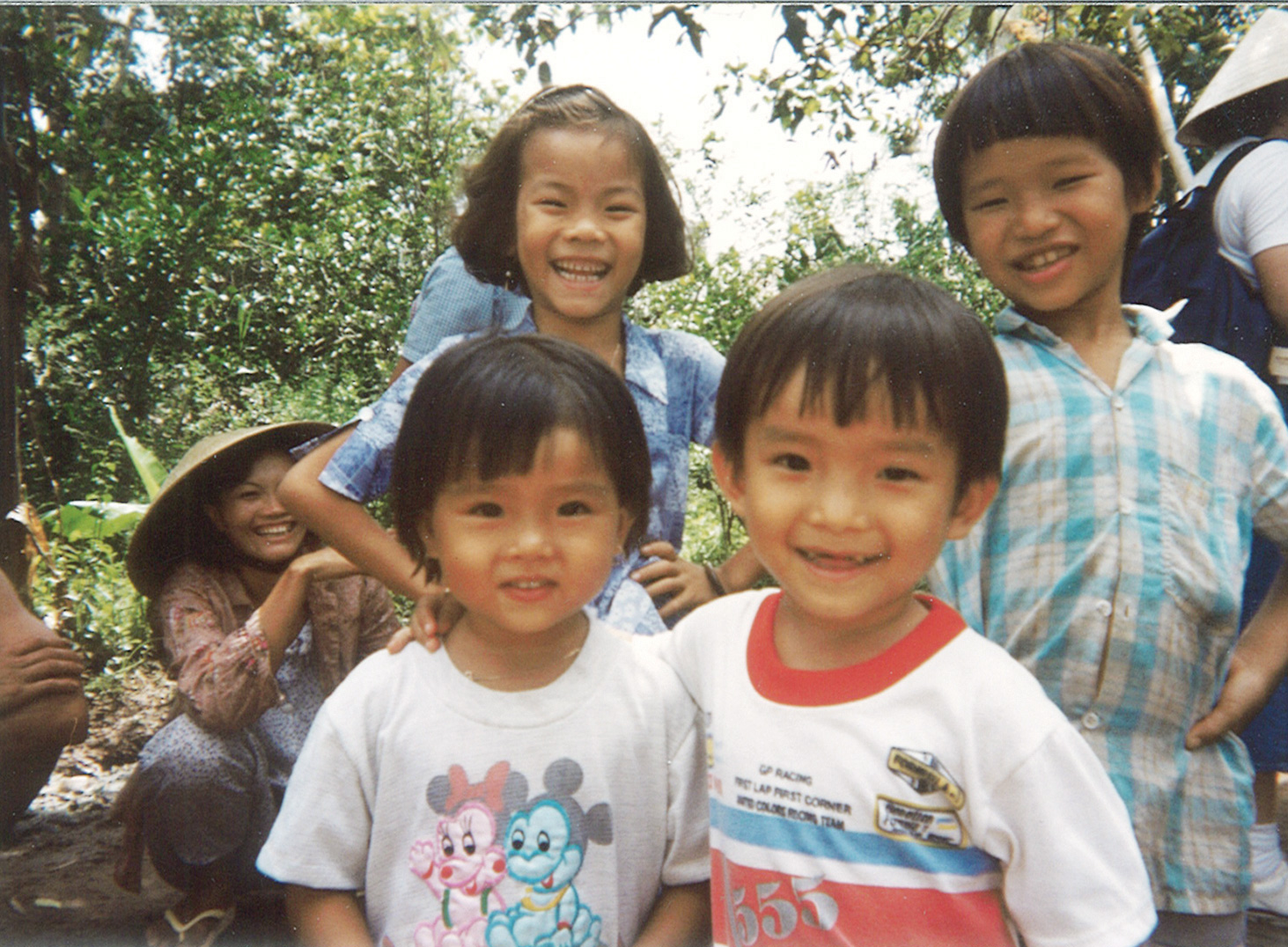 1995, Heifer Project International, Thailand