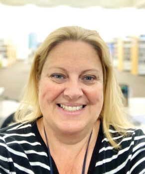 Meet Jenn Lopez, library manager at Robson Library