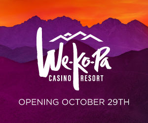 We-Ko-Pa Casino Resort opening October 29