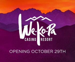 We-Ko-Pa Casino Resort opening October 29