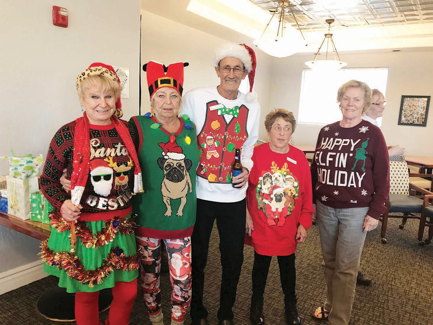 Fun times and memories at Cheers' 2019 Christmas party