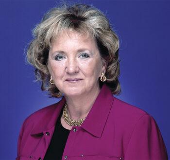 Maureen Alger, November Rotarian of the Month