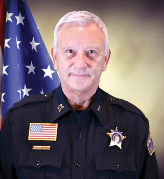 Captain Ron Burchett