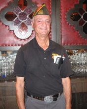 Carmine Iosue, member of Post 8053
