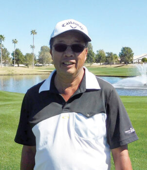 John Chow, former IMGA Club Champion
