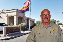 New Sun Lakes Sheriff's Posse member Dr. Max Almodovar