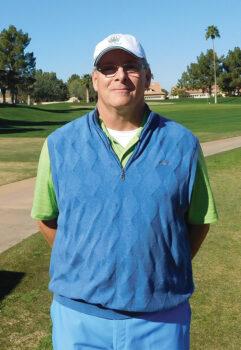 Bruce Wright, IMGA February 2021 Golfer of the Month