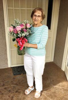 Verla Matuschka's 90th birthday