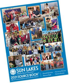 2021 Sun Lakes Source Book
