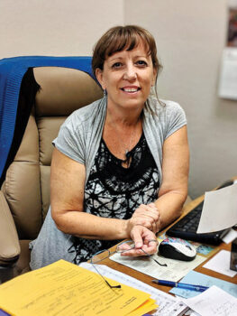 Bonnie Kosar, Neighbors Who Care Case Manager, National Social Worker Day