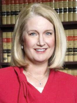 Vice Chief Justice Ann Scott Timmer
