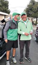 Frank La Salvia and Dick Schmidt