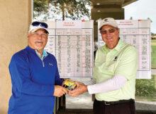 Congratulations to 2021 MOGA Club Champion Doug Stodgel!
