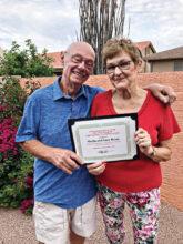 Sheila and Gary Bross